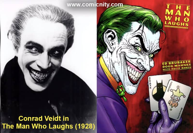 Jokers comic history