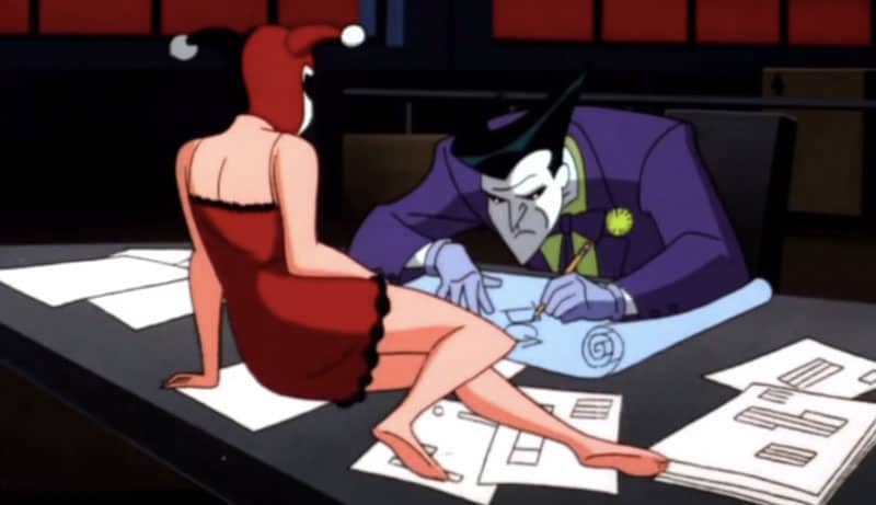 Joker- Harley Quinn