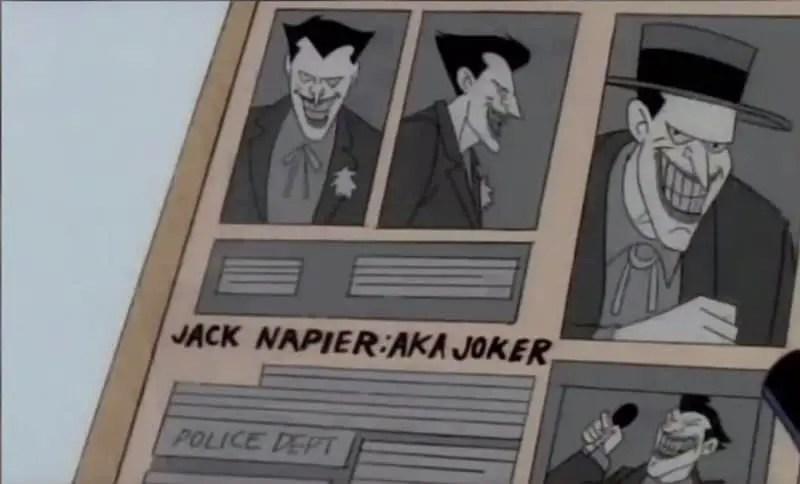 Real name of joker