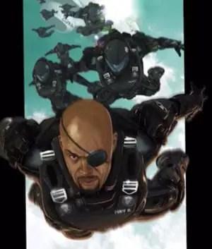Nick Fury Origins