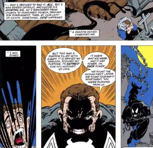 Eddie Venom Story