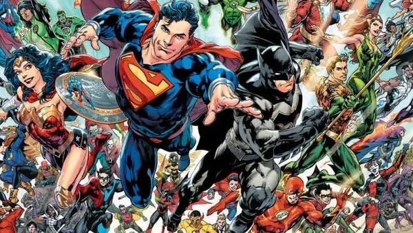 Top 10 Richest Superheroes of DC Comics