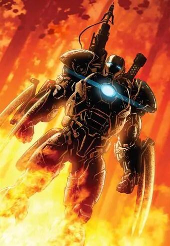 Cold Iron Armor