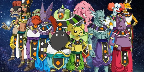 Dragon Ball Super God of Destruction