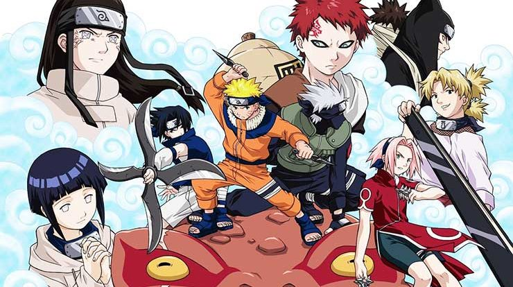 Top 10 Strongest Naruto Characters