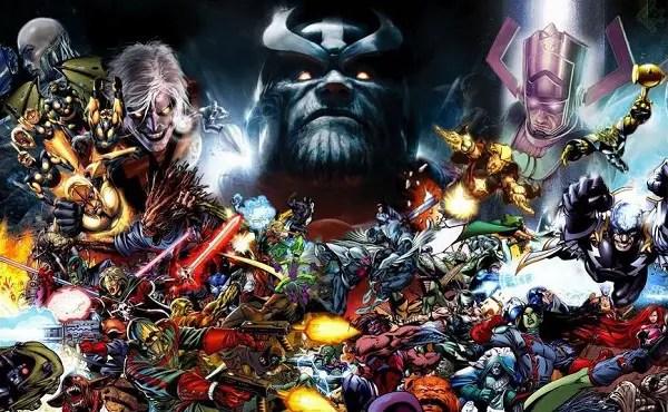 marvel supervillains