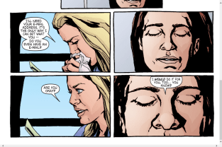 Carol Danvers being not so cool