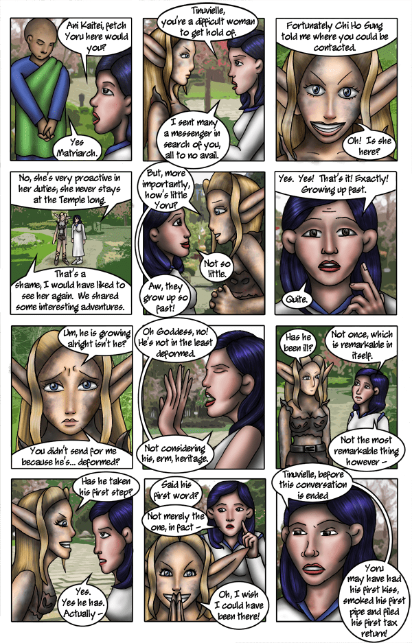 Pg 24: Growing Up Fast