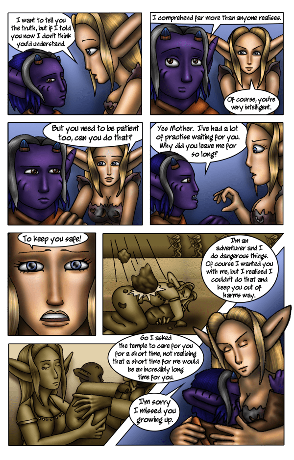 Pg 30: The long and the short of it