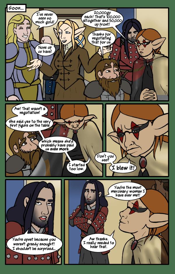 Pg 57: Amuletts Laments
