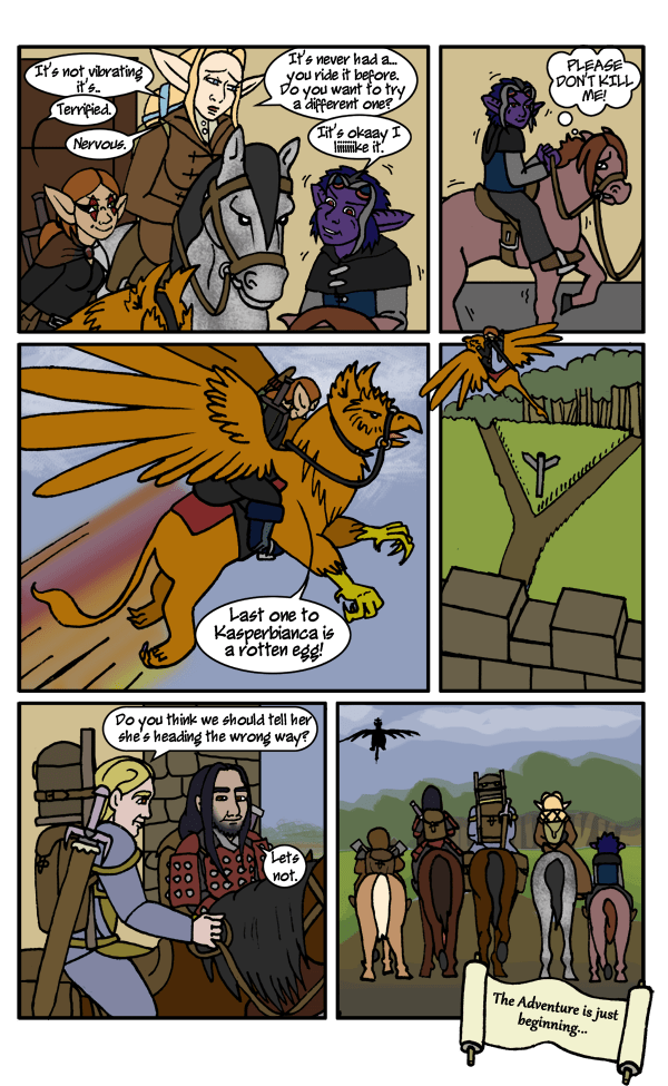 Pg 63: Just Beginning