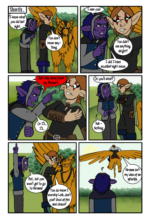 Pg 77: I Know What You Did Last Night