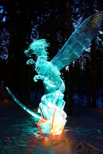 Ice Dragon 13