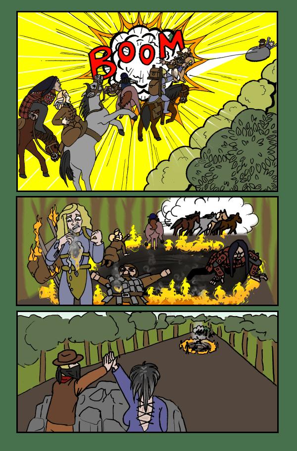 Pg 110: Ambush!