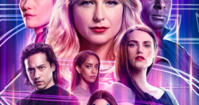 Supergirl -- Image Number: SPG_S6_8x12_300dpi -- Pictured (L-R): Nicole Maines as Dreamer, Jesse Rath as Brainiac-5, Azie Tesfai as Kelly Olsen, Katie McGrath as Lena Luthor, Melissa Benoist as Supergirl, Chyler Leigh as Alex Danvers and David Harewood as Hank Henshaw/J'onn J'onzz -- Photo: The CW -- © 2021 The CW Network, LLC. All Rights Reserved.