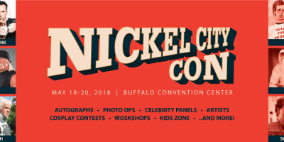 Nickel City Con 2018 Web Banner