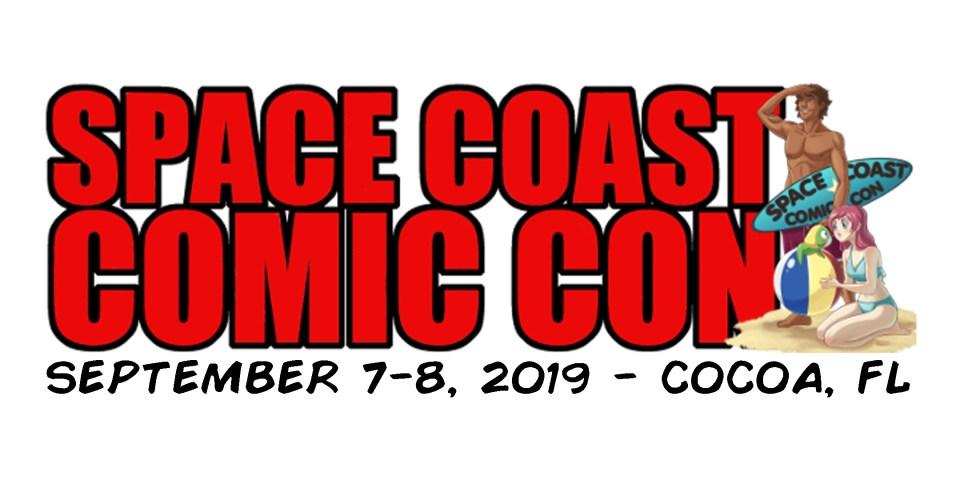 Space Coast Comic Con 2019