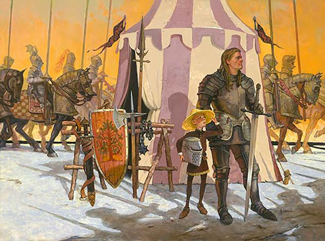 Os contos de O Cavaleiro dos Sete Reinos, uma ótima introdução a Game of Thrones | Literatura | Revista Ambrosia