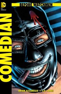 CRFF052 – Comedian – Before Watchmen