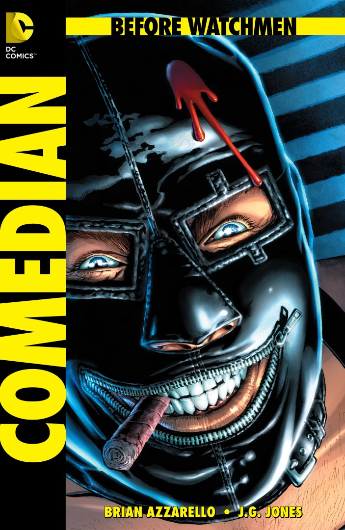 CRFF052 – Comedian – Before Watchmen