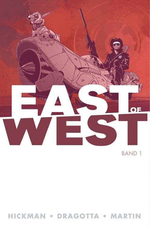 CRFF082 – East of West, Band 1
