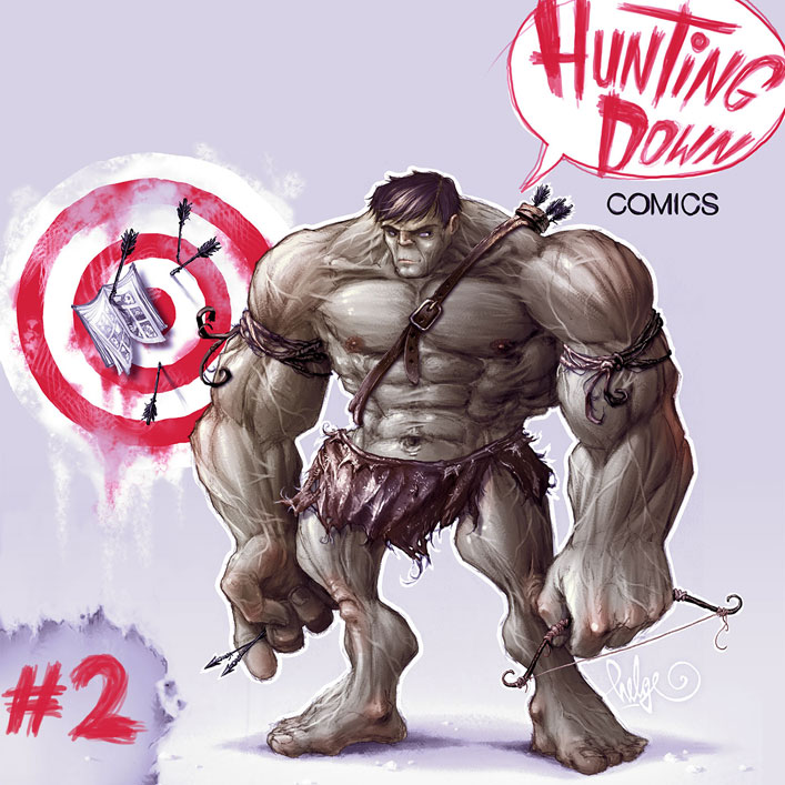 Hunting Down Comics #2