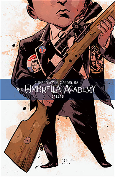 CRFF0090 – The Umbrella Academy 2: Dallas