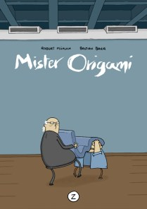 CRFF106 – Mister Origami