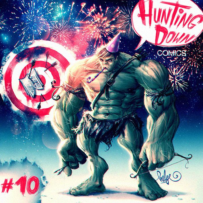 Hunting Down Comics #10