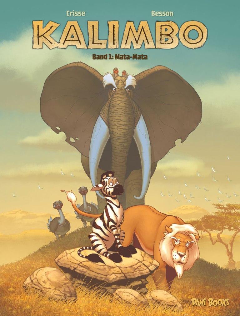 CRFF123 – Kalimbo – Band 1: Mata-Mata