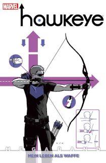 CRFF132 – Hawkeye: Megaband 1: Mein Leben als Waffe
