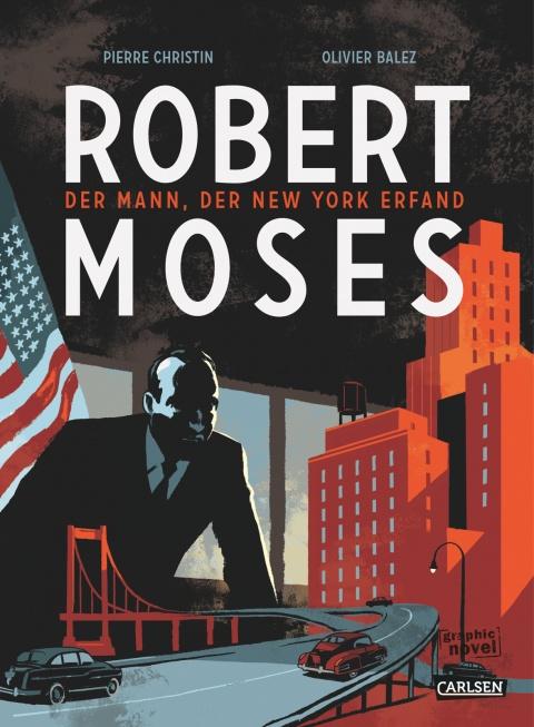CRFF134 – Robert Moses: Der Mann, der New York erfand
