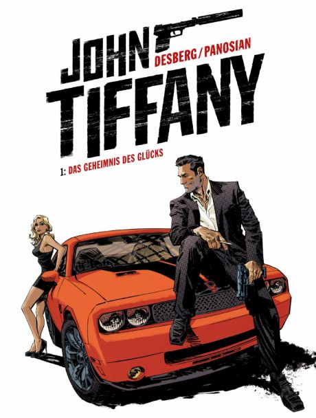 CRFF156 – John Tiffany 1: Das Geheimnis des Glücks