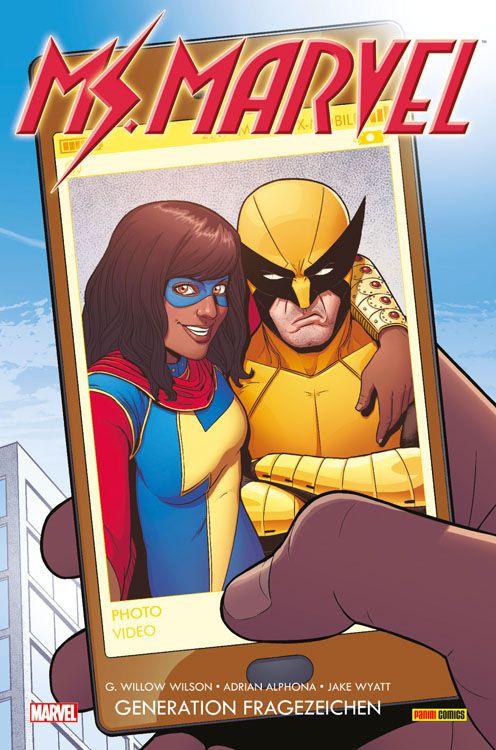 CRFF162 – Ms. Marvel: Bd. 2: Generation Fragezeichen