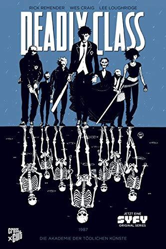 CRFF172 –   Deadly Class 1: Die Akademie der tödlichen Künste