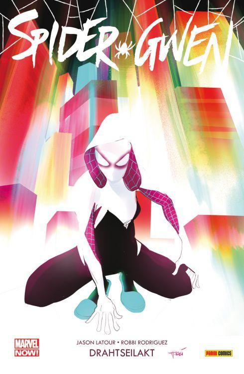 CRFF177 – Spider-Gwen: Drahtseilakt Band 1