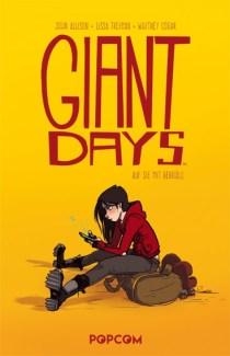 CRFF198 – Giant Days 1: Auf sie mit Gebrüll!