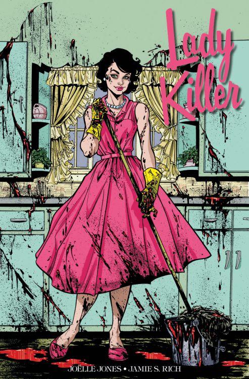 CRFF209 – Lady Killer