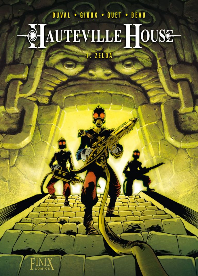 CRFF215 – Hauteville House: Band 1: Zelda