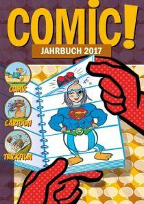 CRFF241 – Comic Jahrbuch 2017