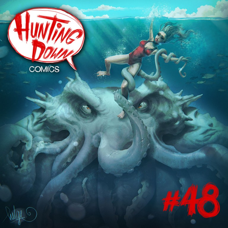 Hunting Down Comics #48