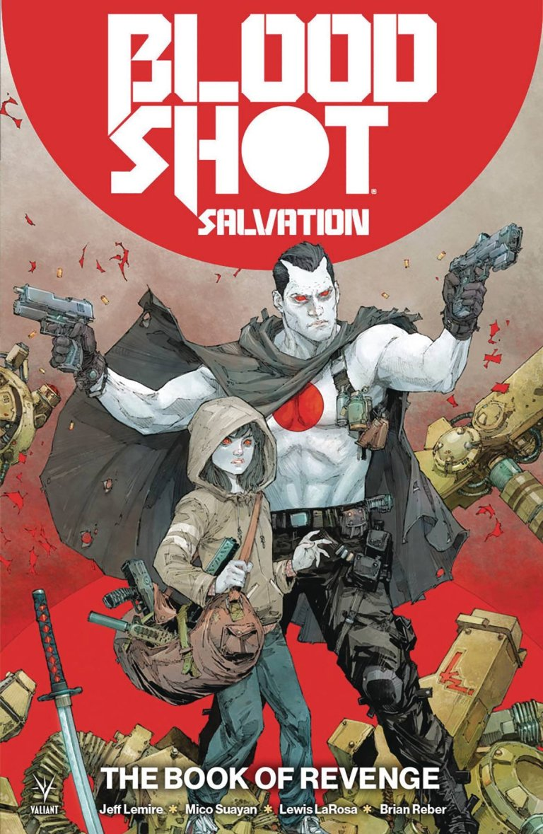 CRFF307 – Bloodshot Salvation