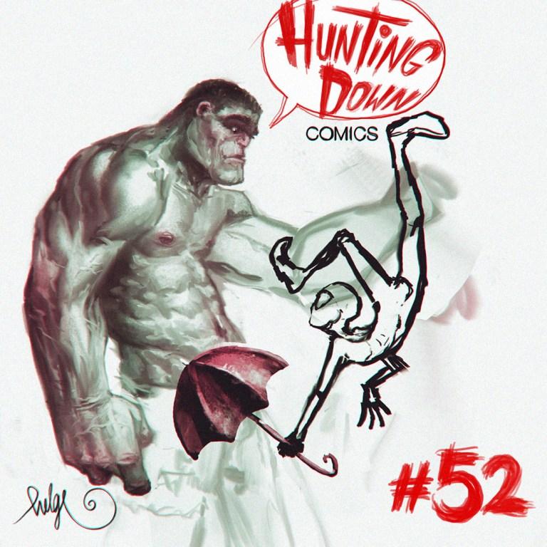 Hunting Down Comics #52