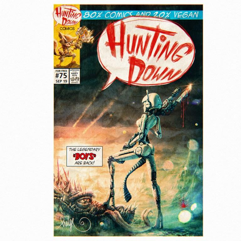 Hunting Down Comics #57