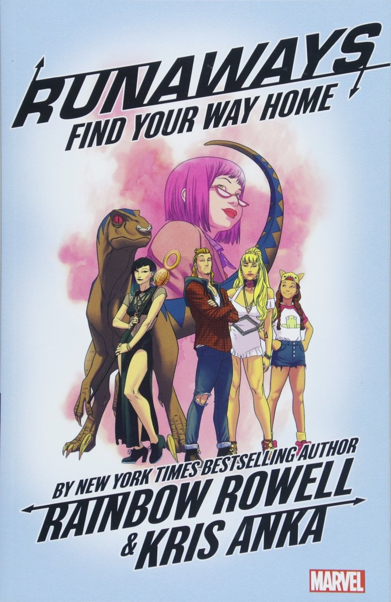 CRFF338 – Runaways Vol. 1: Find Your Way Home