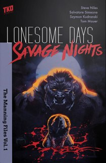 CRFF347 – Lonesome Days, Savage Nights