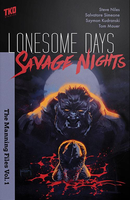 CRFF347 – Lonesome Days, Savage Nights