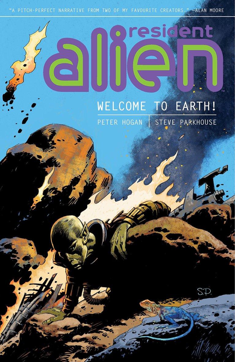 CRFF360 – Resident Alien
