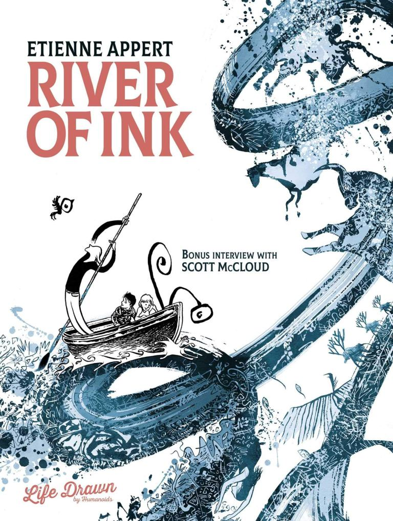 CRFF374 – River of ink