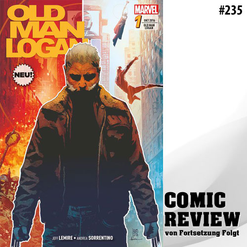 Old Man Logan 1 von Jeff Lemiren